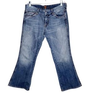7 For All Mankind A-Pocket Jeans Sz 29